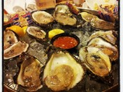 Oysters at Deanies by nolagirl27