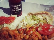 Parkway poboy by nsonnier