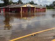 Flooding in Robert, la