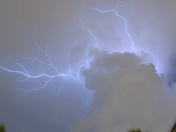 July 18th lightning