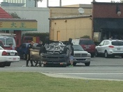 accident on vets blvd