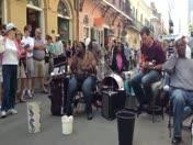 """French Quarter Fest """"Doreen family Jazz band"""""""