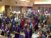 MDA summer camp wishes LSU good luck