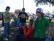 Irish Italian parade Chalmette