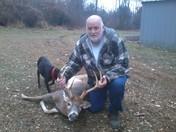 Personal record deer