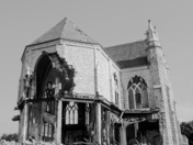 Demolition of Holy Name Church