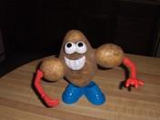 Mr Potatoe Head comes to KC