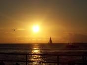 key west sunset 2009