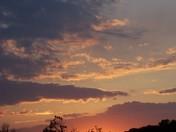 Sunset in Kansas
