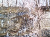 Icicles After the Rain