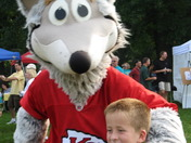KC WOLF supporting PKD