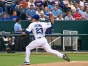 Zack Greinke Pitching Awesome Game