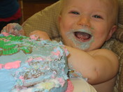 Rylee's 1st Birthday!
