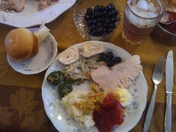 T-Day Plate