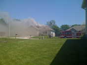 House Fire NW 90th