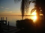 Sunset in Ft. Myers Florida