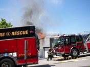Fire at Metcalfe 56 Apts