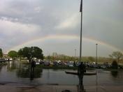 Complete rainbow!