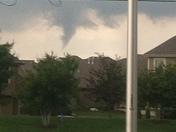 Olathe tornado