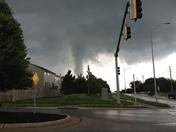 Tornado off 151st and murlen