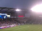 Sporting KC rain event