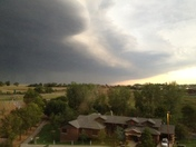 storms rolling into Liberty