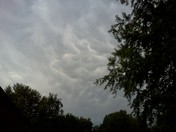 Skies over Buckner, MO, submitted Sandy Hearn