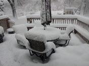 Snowfall in KCK...