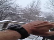 snow video trying to get thunder