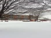 Snow in Butler