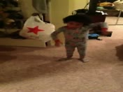Dancing twin