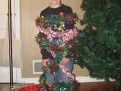 Nickolas the Happy Christmas tree