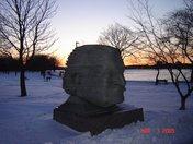 Arthur Fiedler's  Statue