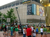 Celtics Afternoon - Boston