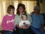 Four Generations of Mom's