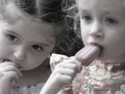 Cousins and Popsicles