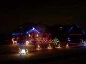 Lowder Family Lights in Yukon
