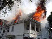 3 Alarm fire - Braintree