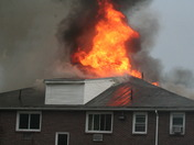 Fire in Lawrence MA Sat 26th