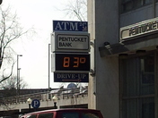 Haverhill temperature downtown