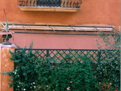 Roman flower box