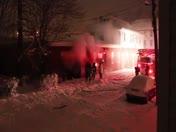 Quincy Fire Grossman/Water st. Quincy Ma 3/19/13