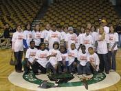 Mentoring Program to Celtics Game