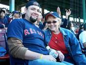 Jon & Judy-Sox Game Sept 2004