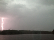 Storm at our house/from The LeRay's