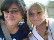 Amanda  &  Brittany