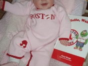 Young Red Sox Fan
