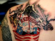 Dedicated Fan Tattoo