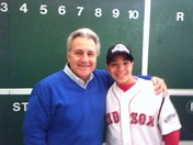 Rico Petrocelli and Anthony Fallica
