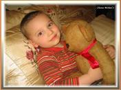 My Grandson Chance Michael age 3
